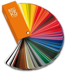 RAL Colors for Protective Coatings