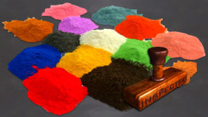 powder coating colors