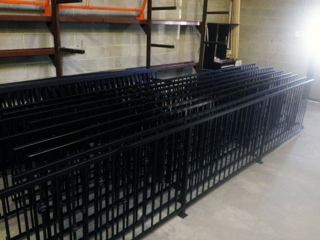 Wrought Iron Fence Coatings