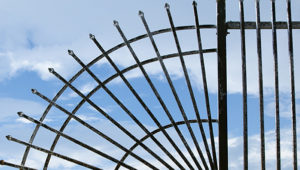 Wrought Iron Fencing Protection