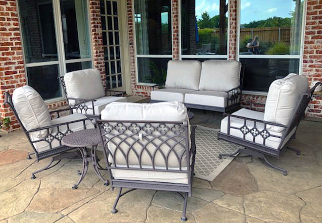 Protective Coatings for Patio Furniture