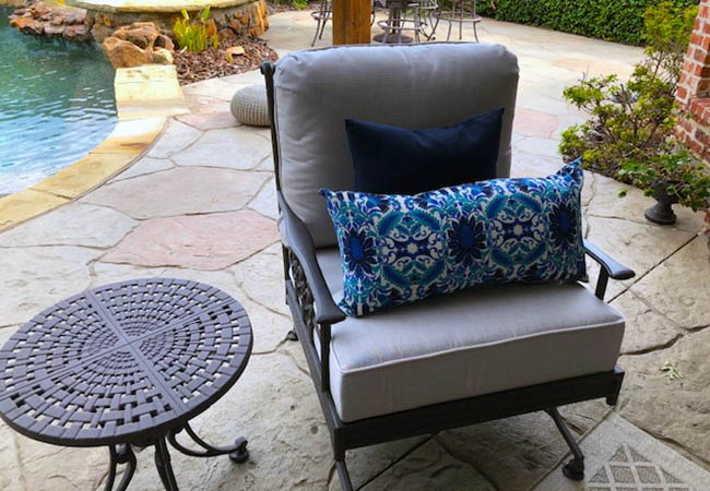 Perfect Patio Chair Restoration