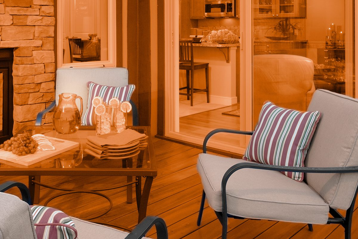 Restoring Outdoor Furniture with Powder Coats